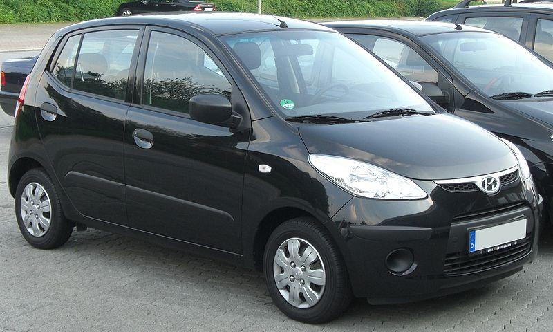Hyundai i10 - автомобиль, пр…
